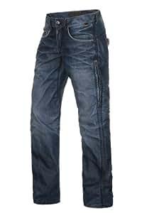 Maloja Damen Denim Pants Goodyera Snow, lake, 26/32