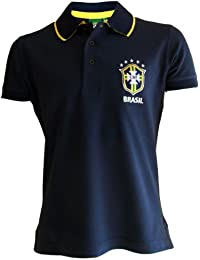 Polo Seleçao Brasil - Collection officielle Equipe du BRESIL de football - Taille adulte homme