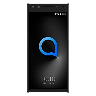 Alcatel 5 32 GB UK SIM-Free Smartphone - Metallic Black