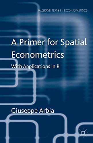 A Primer for Spatial Econometrics: With Applications in R (Palgrave Texts in Econometrics)