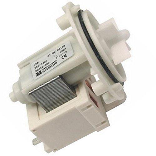 Motor Pumpe Rohrreinigungs-Spirale Nu [K340]-Waschmaschine-LG-ref51502