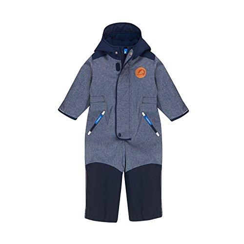 Finkid Luminen Ice navy Kinder Ski & Schneeanzug Winter Outdoor Overall   04051578236786