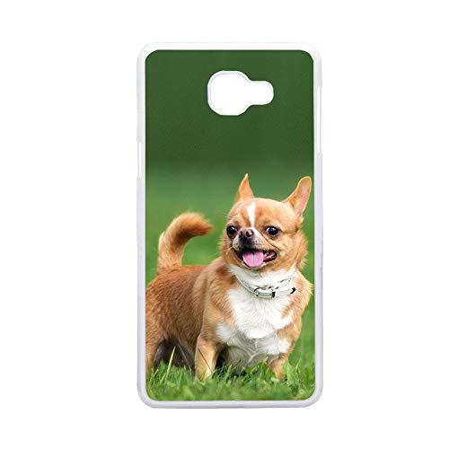 Babu Building Tener Chihuahua para Mujeres En Samsung Galaxy A5 A8 2018 Caja Dura De La Pc Personalizado