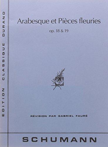 Arabesques & Pieces fleuries