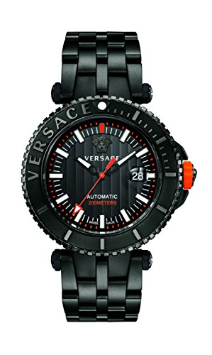 Versace V Race Diver Automatic Watch Limited Edition VAL010016
