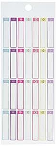 Mabels Labels Write Away! Etiquettes à Repasser pour les Filles Violet 28 Pièces