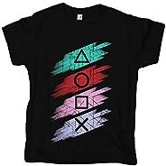 Pampling Camiseta niños Gamerway Camiseta Videojuego - Playstation - 100% Algodón - Serigrafía
