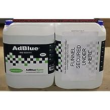 GreenChem Solución para Combustible para Coche de 20 L con Pico AdBlue