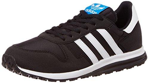 adidas Originals SL Street 72 Kinder Turnschuhe Sneaker Dragon Schwarz Weiß, Farbe:Schwarz, Schuhgröße:EUR 35 1/2