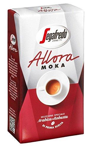 Segafredo Caffè Macinato, Allora Moka