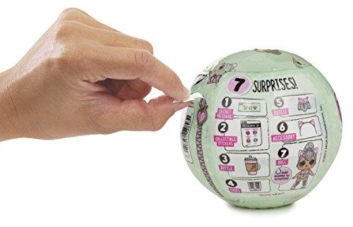 L.O.L. Surprise! Tots Ball  Series 2 1A Multicolor muñeca   muñecas (Multicolor  Femenino  Chica  3 año(s)  95 3 mm  95 3 mm)