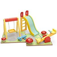 Le Toy Van Daisylane Doll's House Furniture - Outdoor Playset