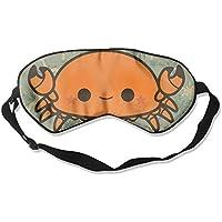 Cute Crabs 99% Eyeshade Blinders Sleeping Eye Patch Eye Mask Blindfold For Travel Insomnia Meditation preisvergleich bei billige-tabletten.eu