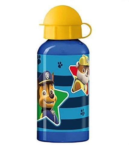 f324b5874a Kids Nickelodeon Paw Patrol Aluminium Canteen Bottle Tumbler 400 ML