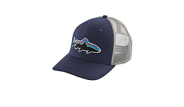 Patagonia Fitz Roy Trout Trucker Hat for Adults ea8a664c3e5b