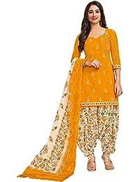 Pink Wish (Salwar Suit Material cotton salwar suit for women readymade Dress Material For Womens Cotton Latest Dresses For Women Suit Under 500 latest dress for women 2019)