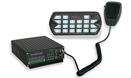 Price comparison product image Black Falcon 100 watt Siren