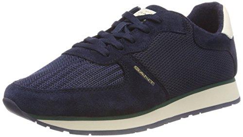 GANT Footwear Damen Linda Sneaker, Blau (Marine G69), 41 EU