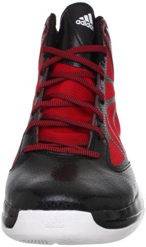 Adidas Crazy Fast BLACK1/runwht/redsld black1/runwht/redsld