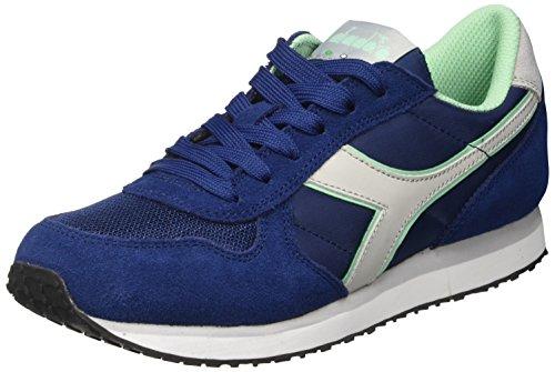 Diadora K-Run W, Sneaker a Collo Basso Donna Blu (Blu Estate/