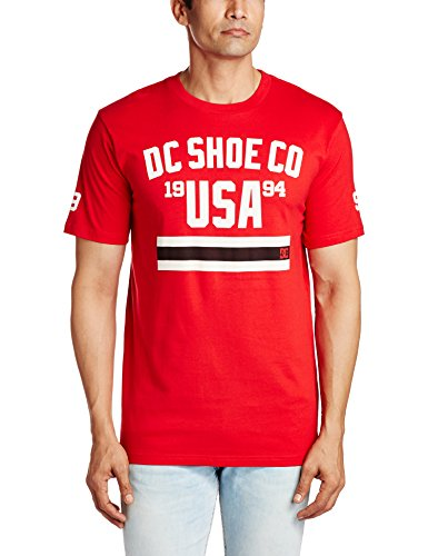 T-Shirt DC Shoes: Responde RQR RD M