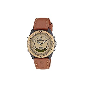 Timex Expedition Analog-Digital Beige Dial Men's Watch – MF13