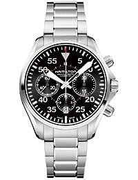 Hamilton Piloto Automático Chrono Reloj para hombres # h64666135