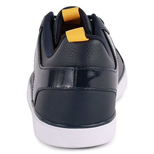 Lacoste Ventron Nal Hommes Trainers Dark Blue