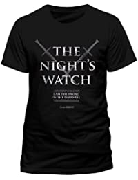Plastic Head Game Of Thrones The Night Watch - T-shirt - Homme