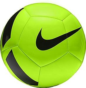 Nike Unisex - Erwachsene NK Ptch Team Ball, Verde (Electric Green / Black),...