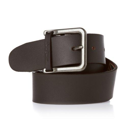 Pepe Jeans-Cintura Pepe Jeans Nuovo Garret Leathe... marrone Large