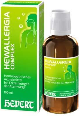 HEWALLERGIA Complex Tropfen 100 ml Tropfen