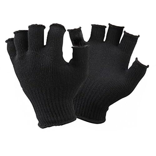 SealSkinz Unisex Fingerless Merino Glove Liners Fingerless Merino Glove Liners
