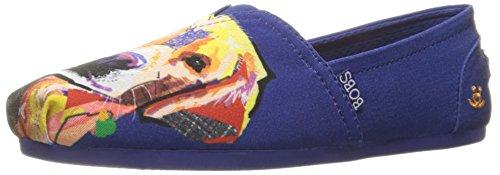 bobs-from-skechers-womens-plush-paw-fection-flat-royal-5-m-us