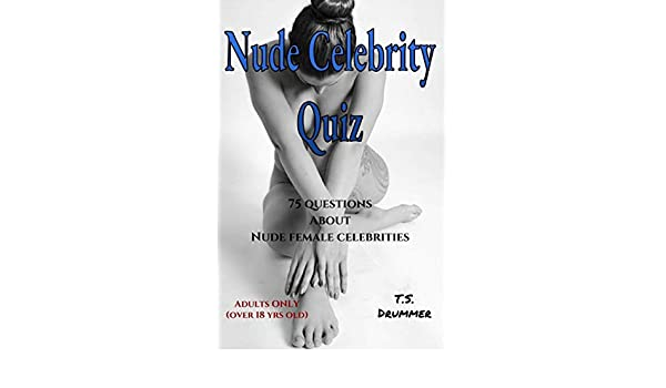Buy Nude Celebrity Quiz Book Online at Low Prices in India