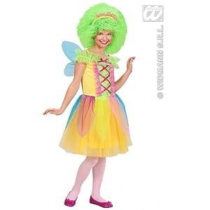 WIDMANN wdm58787?Disfraz para niños Hada (140cm/8?10años), multicolor, XS