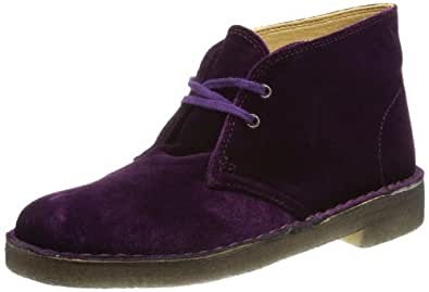 Fantastic Amazon.com   CLARKS Womenu0026#39;s Desert Boot Lace-Up Boot   Ankle U0026 Bootie