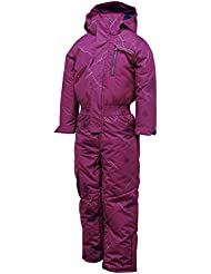 Dare 2b Jester Around Traje de nieve junior, color rosa oscuro, tamaño 104