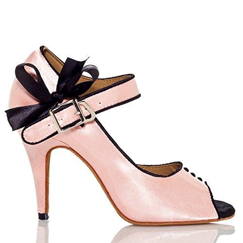 Miyoopark ,  Damen Tanzschuhe Pink-10cm heel