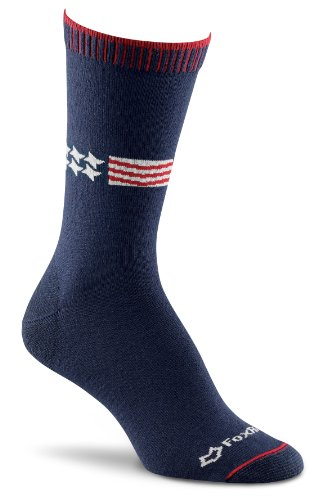 Fox River Damen Liberty Crew Socken, damen, navy (Fox River Damen-socken)