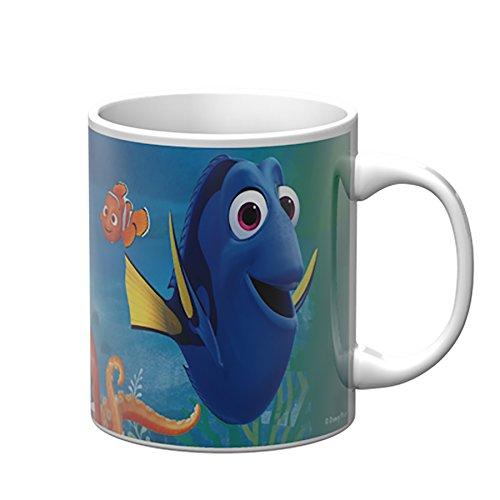Star Licensing Disney Finding Dory Tazza Mug, Ceramica, Multicolore