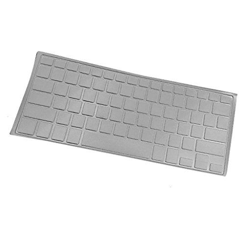 Homyl TPU Haut Tastaturabdeckung Tatstaur Schutz Film Keyboardschutz Hülle Abdeckung Keyboard-Skin für Dell XPS 13.3 Zoll Laptops Keyboard (Xps-tastatur-abdeckung)