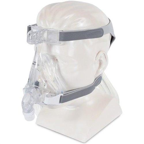 Respironics INC Amara Gel Full Face Maske reduziert Größe Rahmen mit (Maske Ra)