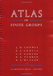 Atlas of Finite Groups: Maximal Subgroups and Ordinary Characters for Simple Groups by John Horton Conway (1986-01-02)