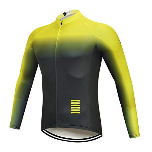 Moxilyn Maillot Cyclisme Manches Longues Veste Cycling...