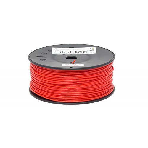 BQ Filaflex Filament 1,75 mm 500 g Rouge