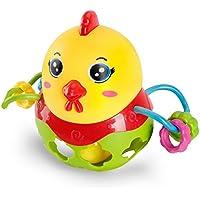 Preisvergleich für Baby-lustiges Spielzeug Kinder pädagogische Hand bunte sensorische Ball Kinder Funnny Ball Spielzeug Geschenk