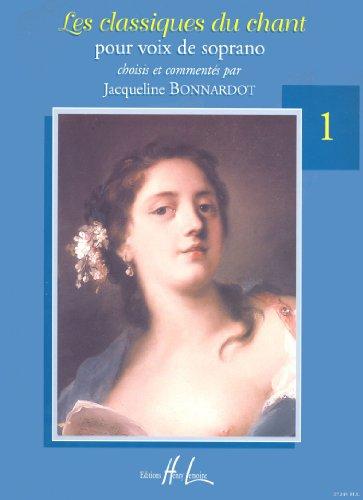 Les classiques du chant Volume 1 (soprano)