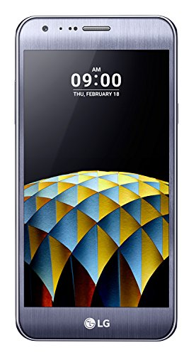 "LG X Cam - Smartphone (5.2"", cámara 18 MP, 16 GB, Mediatek Octa-Core 1.14 GHz, 2 GB de RAM, Android), plata"