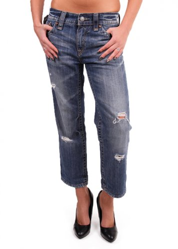 "Rock Revival Damen Jeans ""EMILIE"" boyfriend cut Größe 29"